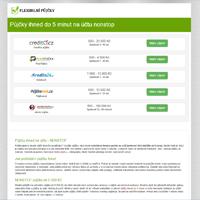 SMS půjčky bez registru rychlé